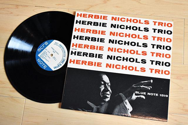 Herbie Nichols Trio 落ちそうで...
