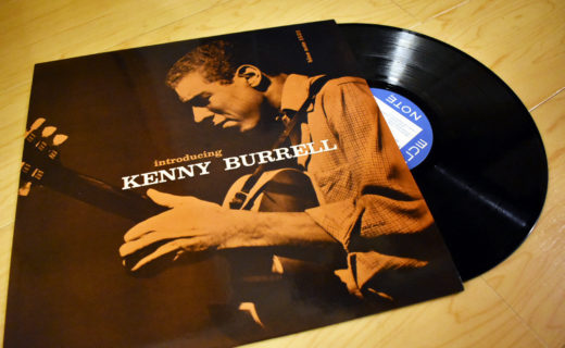 Kenny Burrell – Introducing