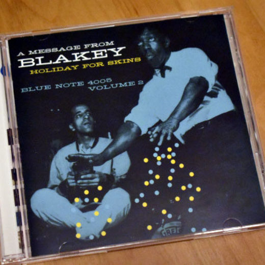 Art Blakey ‎– Holiday For Skins Vol. 2