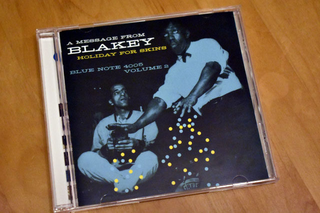 Art Blakey – Holiday For Skins Vol. 2