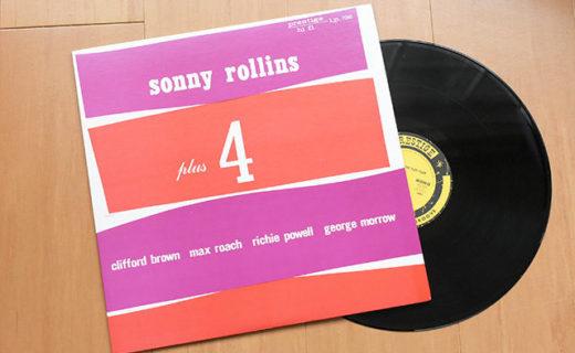 Sonny Rollins - Plus 4