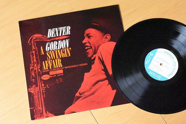 Dexter Gordon – A Swingin' Affair