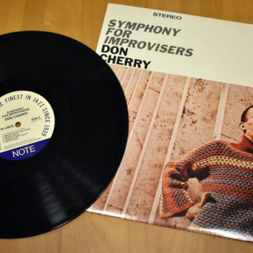 Don Cherry - Symphony for Improvisers