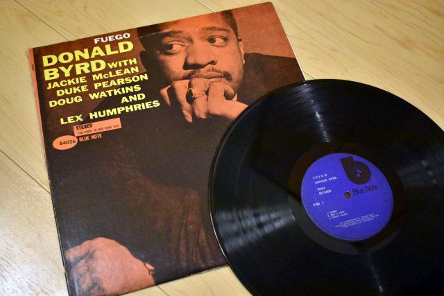 Donald Byrd – Fuego