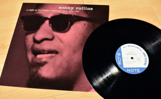 "Sonny Rollins ‎– A Night At The ""Village Vanguard"""