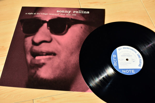 """Sonny Rollins – A Night At The """"Village Vanguard"""""""
