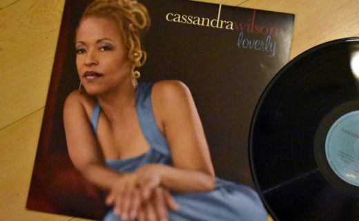 Cassandra Wilson -Lovery
