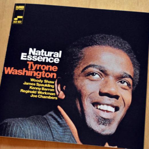 Tyrone Washington - Natural Essence