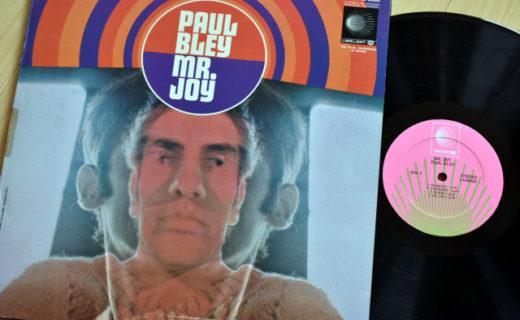 Paul Bley – Mr. Joy