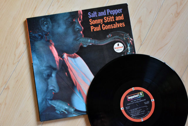 Sonny Stitt and Paul Gonsalves ‎– Solt and Pepper