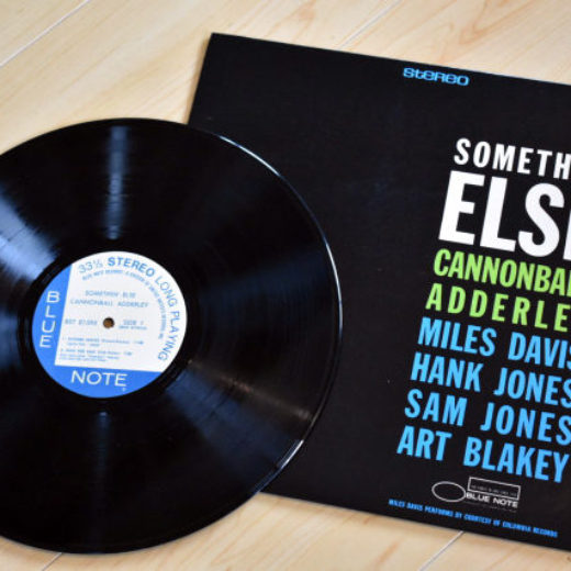 Cannonball Adderley ‎– Somethin' Else