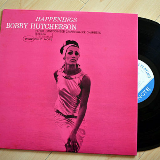 Bobby Hutcherson - Happenings