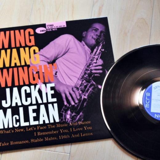 Jackie McLean – Swing, Swang, Swingin'