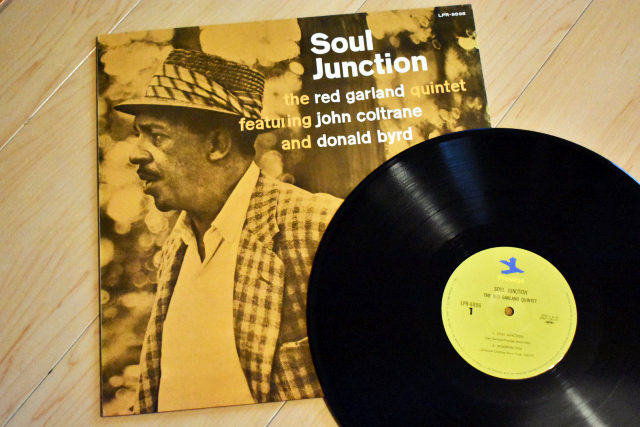 The Red Garland Quintet ‎–Soul Junction