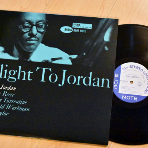 Duke Jordan ‎– Flight To Jordan