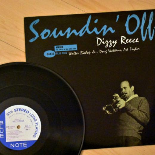 Dizzy Reece – Soundin' Off