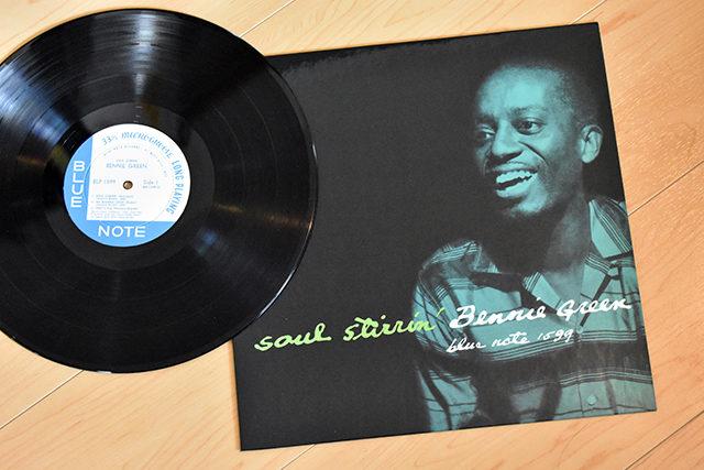 Bennie Green – Soul Stirrin'