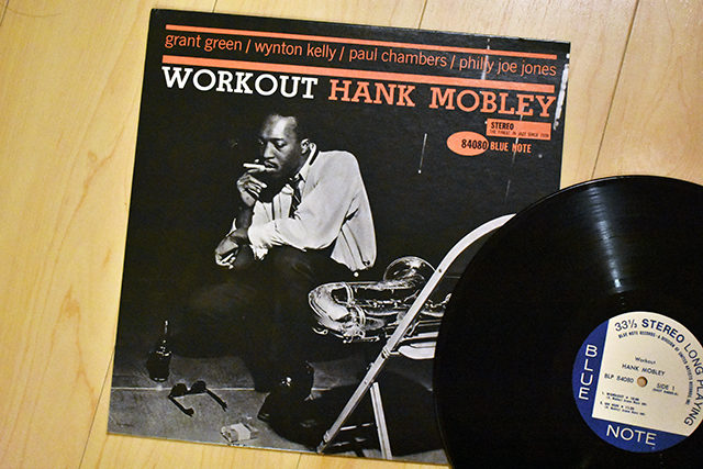 Hank Mobley – Workout