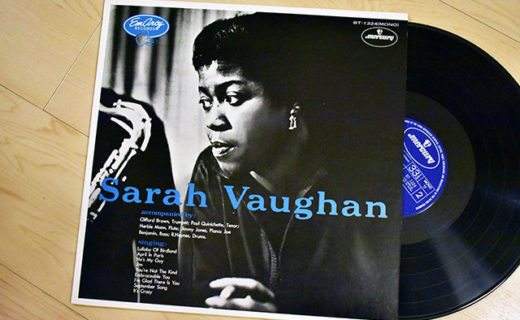 SaraVaughan With Clifford Brown
