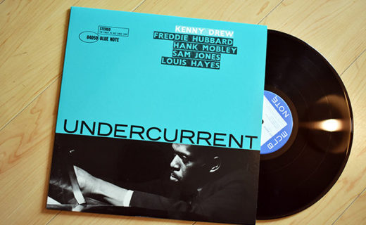 Kenny Drew ‎– Undercurrent