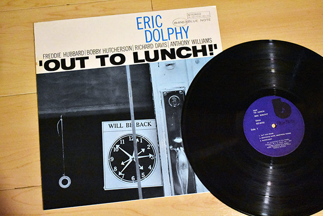 Eric Dolphy – Out To Lunch!