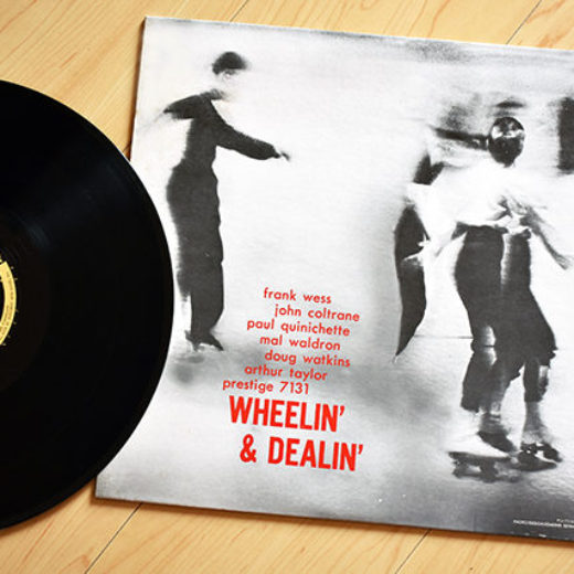Frank Wess / John Coltrane - Wheelin' & Dealin'