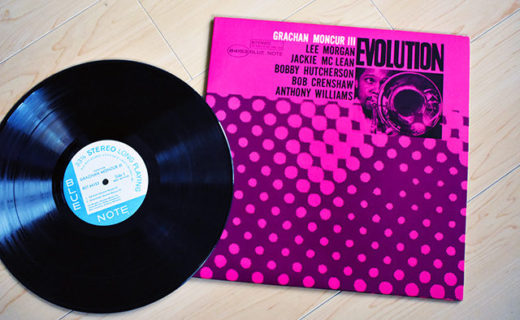 Grachan Moncur III ‎– Evolution
