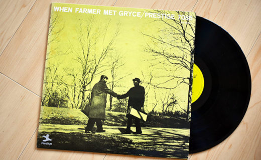 The Art Farmer Quintet Featuring Gigi Gryce - When Farmer Met Gryce