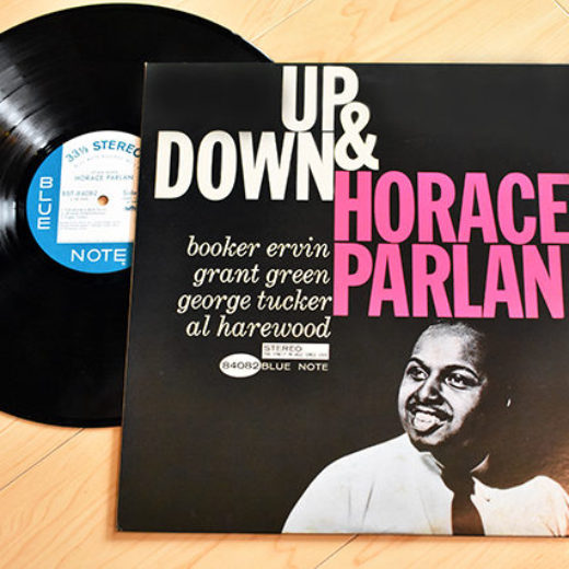 Horace Parlan - Up & Down