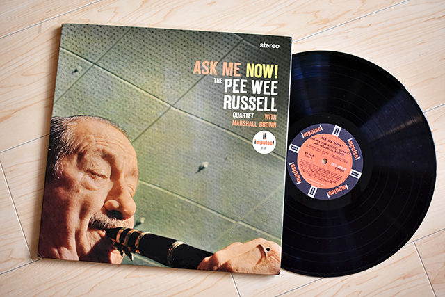 Pee Wee Russell - Ask Me Now!