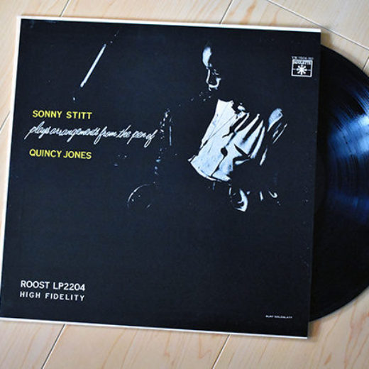 Sonny Stitt Plays Arrangements From The Pen Of Quincy