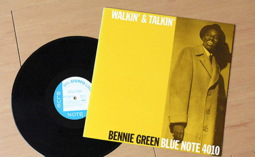 Bennie Green - Walkin' And Talkin'