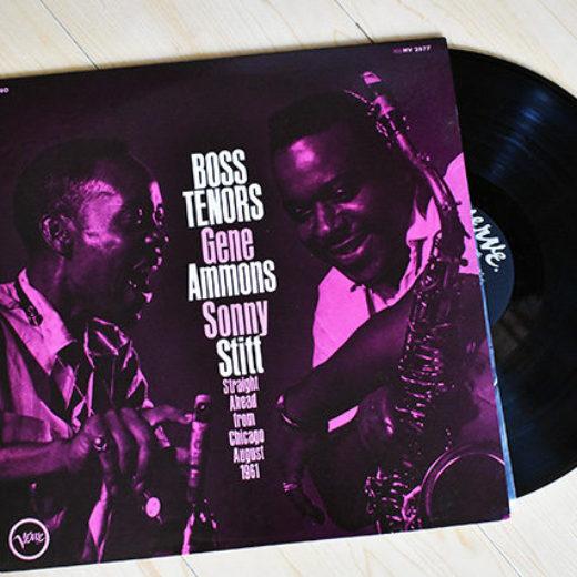 Gene Ammons / Sonny Stitt - Boss Tenors