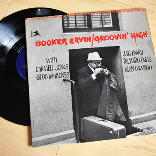 Booker Ervin - Groovin' High