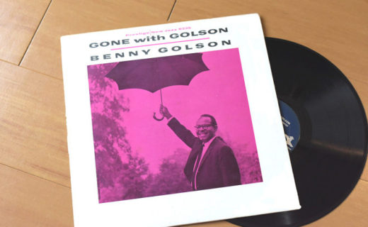Benny Golson - Gone with Golson