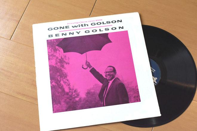 Benny Golson - Gone with Golson