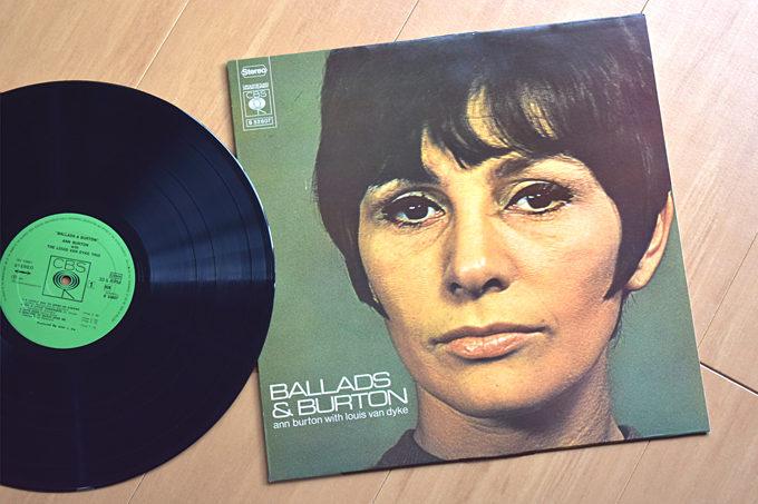 Ann Burton - Ballads & Burton