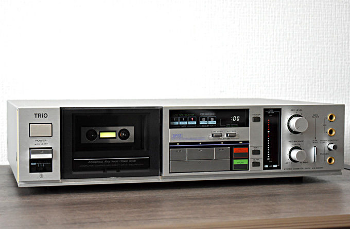 TRIO KX-880SR