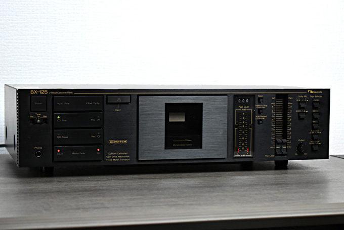 NAKAMICHI BX-125
