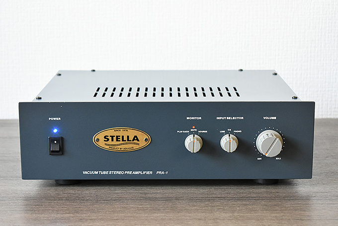 Advance STELLA PRA-1-EQ
