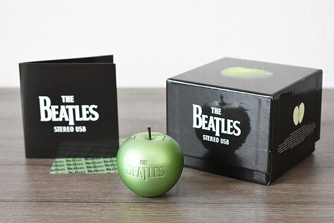 The Beatles USB Box