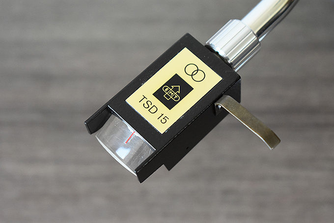 EMT TSD-15 SFL 楕円針